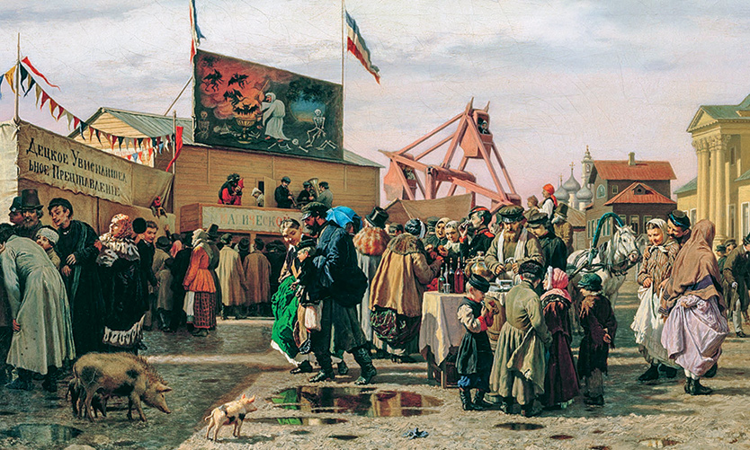 Popov Balagany v Tule 1873