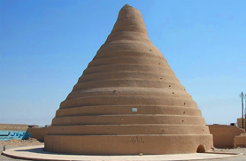 Yakhchal of Yazd province