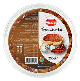 Mezzet Bruschetta