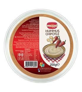 Mezzet hummus chipotle