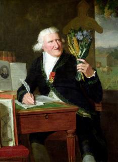 Dumont Portrait of Antoine Parmentier
