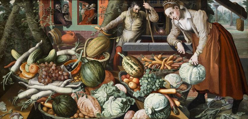 Frukt och grosakshandel