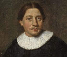 Portrait of Abel Tasman