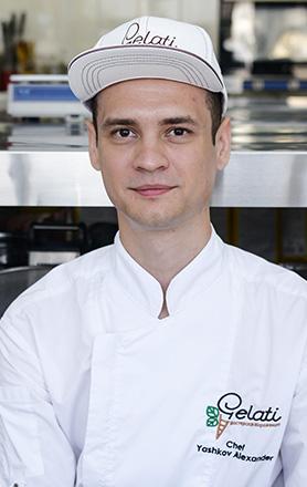 Aleksandr Yashkov