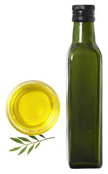 green bottle oil 1